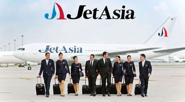Jet Asia รับสมัคร Captain/First Officer B737/B747 Transition Training to B767 Type Rating