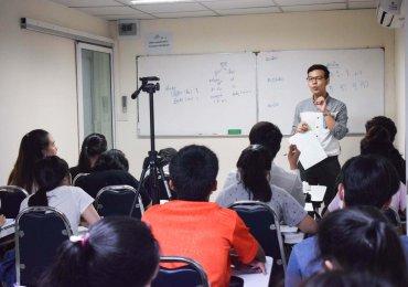 บรรยากาศคอร์สติวภาษาไทย โรงเรียนการไปรษณีย์ ครูพี่บาสติวเตอร์ภาษาศาสตร์ระดับเทพ