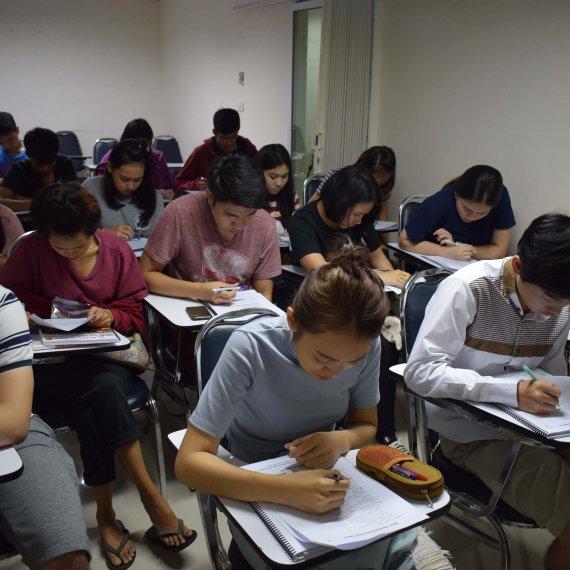 ทดสอบวิชาภาษาไทย ติวสอบโรงเรียนการไปรษณีย์ 2560