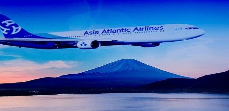 สมัครงาน Captain & First Officer Asia Atlantic Airlines