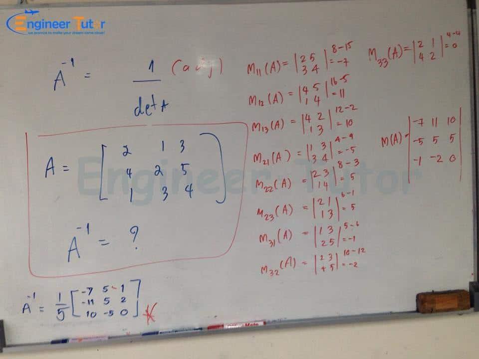 วิชาคณิตศาสตร์ ติวสอบสถาบันการบินพลเรือน
