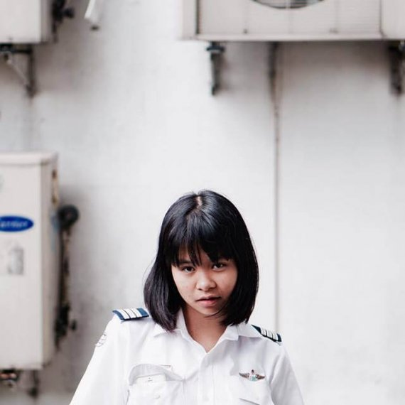 ENGINEER TUTOR FAMILY นางสาว ปวิชญา อ่อนศรี คณะเทคโนโลยีการบินบัณฑิต (AVM) สถาบันการบินพลเรือน