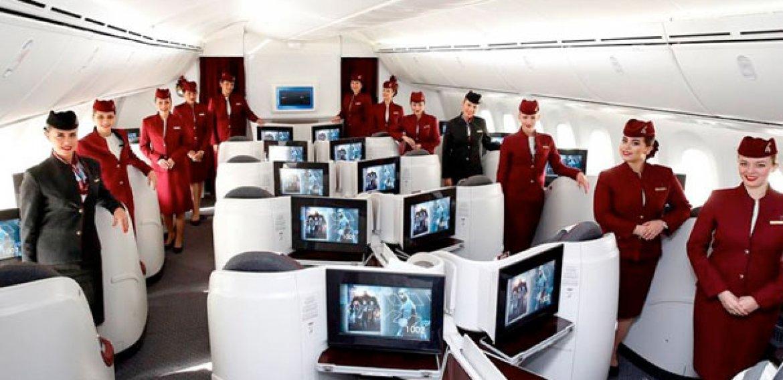 สาวๆ ห้ามพลาด!! Qatar Airways เปิดรับสมัครลูกเรือชาวไทย 3 ก.พ. 61 นี้เท่านั้น