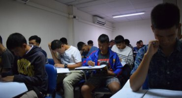 ติวสอบโรงเรียนเตรียมทหาร 2561