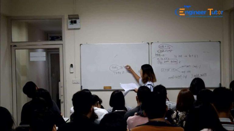 ติวสอบโรงเรียนการไปรษณีย์ ตะลุยโจทย์ วิชาภาษาอังกฤษ โดยครูสตั๊ก เอ็นจิเนียร์ติวเตอร์