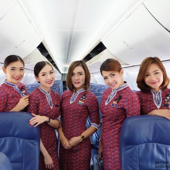 Thai Lion Air รับสมัครลูกเรือชายหญิง พูดภาษาญี่ปุ่น โหลดใบสมัครออนไลน์ และนำไป walk in ในวันที่ 13-14 กันยายนนี้