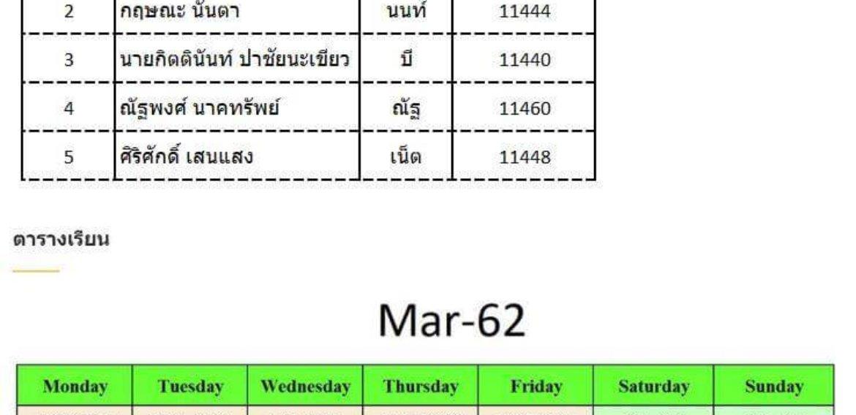 เช็กรายชื่อ คอร์สติวโรงเรียนช่างการไฟฟ้าส่วนภูมิภาค หลักสูตรเฉพาะทาง ปวส เปิดกรุ๊ป 2 (11-22 มี.ค.2562)