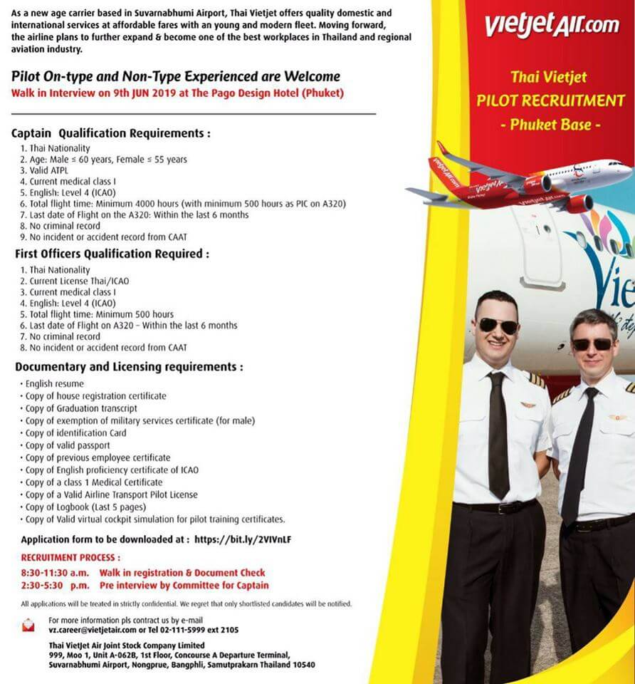 pilot-thai-vietjet