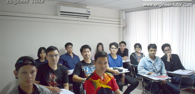 STUDENT AIRCRAFT MECHANICS THAI AIRASIA 5th 2562