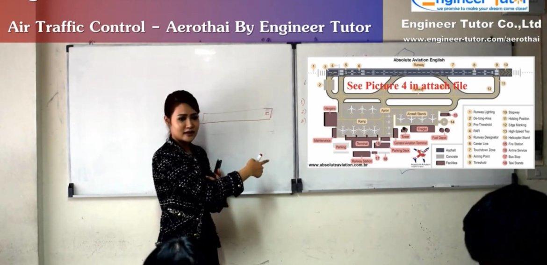 VDO Course ICAO LEVEL 4 Air Traffic Control Aerothai 2019