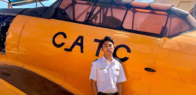 Engineer Tutor Family นาย ชานน ดุลยมหากำธร คณะเทคโนโลยีการบินบัณฑิต (AVM) สถาบันการบินพลเรือน