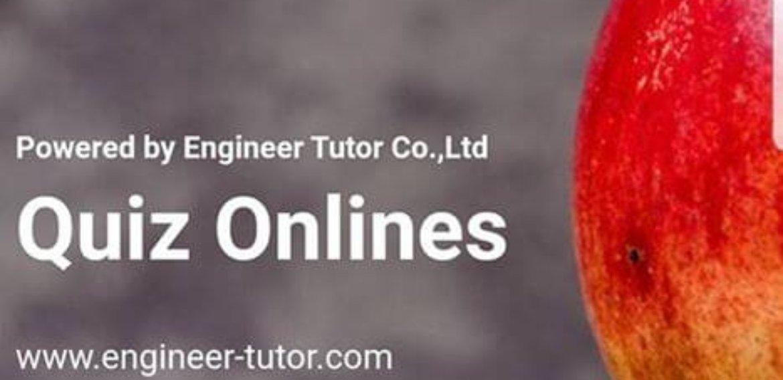Engineer Tutor Quiz