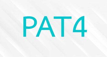 ข้อสอบ pat4 วิชาความถนัดทางสถาปัตยกรรม
