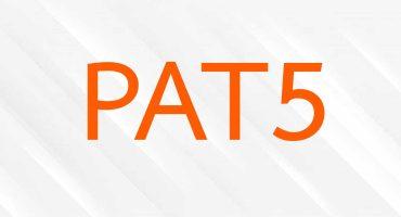 PAT5 ความถนัดทางวิชาชีพครู