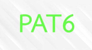 PAT 6 ความถนัดทางศิลปกรรมศาสตร์