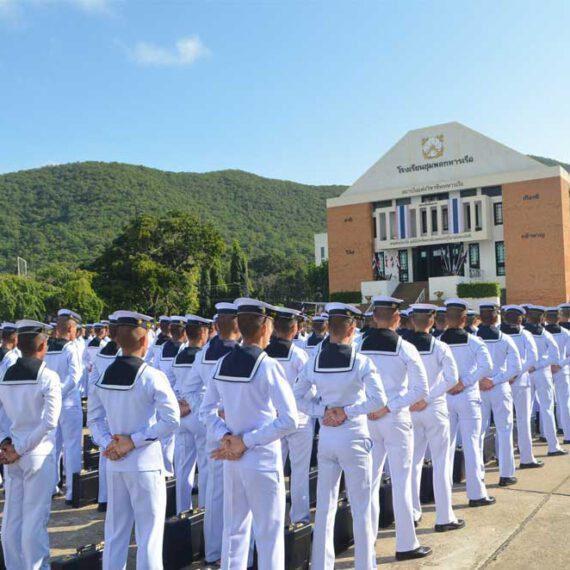 โรงเรียนจ่าทหารเรือ กำหนดการสอบรอบสอง 2564
