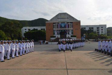 ตารางกำหนดการรับสมัครบุคคลเพื่อสอบคัดเลือกเข้าเป็นนักเรียนจ่าทหารเรือ 2564