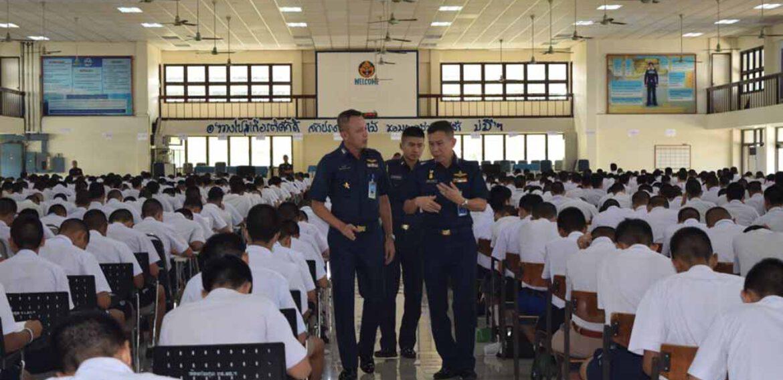 วิชาที่สอบและคะแนนการสอบภาควิชาการ โรงเรียนเตรียมทหารส่วนของกองทัพอากาศ 2564