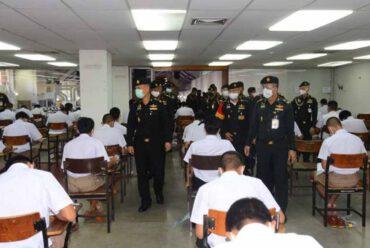 วิชาที่สอบและคะแนนการสอบภาควิชาการ โรงเรียนเตรียมทหาร ส่วนของกองทัพเรือ 2564