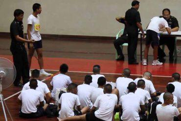 โรงเรียนเตรียมทหาร ส่วนของกองทัพเรือ การสอบรอบสอง 2564