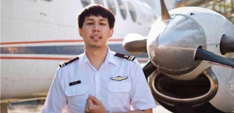 ขอแสดงความยินดี นาย นฤมิต นิจรมย์ (เบ็น) สอบผ่านตัวจริง AIR TRAFFIC CONTROL (ATC) บริษัทวิทยุการบินแห่งประเทศไทย 2019
