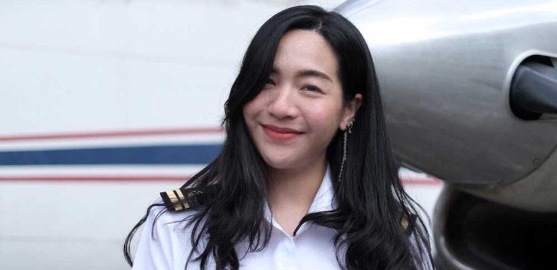 ขอแสดงความยินดี น.ส. อรนาฏ ฉวีรุ่งรัตน์ (มีน) สอบผ่านตัวจริง AIR TRAFFIC CONTROL (ATC) บริษัทวิทยุการบินแห่งประเทศไทย 2019
