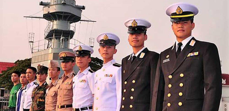 ประกาศผลสอบรอบสุดท้ายการสอบเข้าเป็นนักเรียนเตรียมทหารในส่วนของกองทัพเรือ ประจำปีการศึกษา 2564