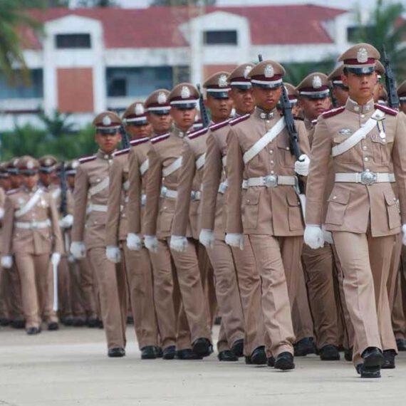 ระเบียบการรับสมัครบุคคลเข้าเป็นนักเรียนเตรียมทหาร ในส่วนของสำนักงานตำรวจแห่งชาติ ประจำปีการศึกษา 2564