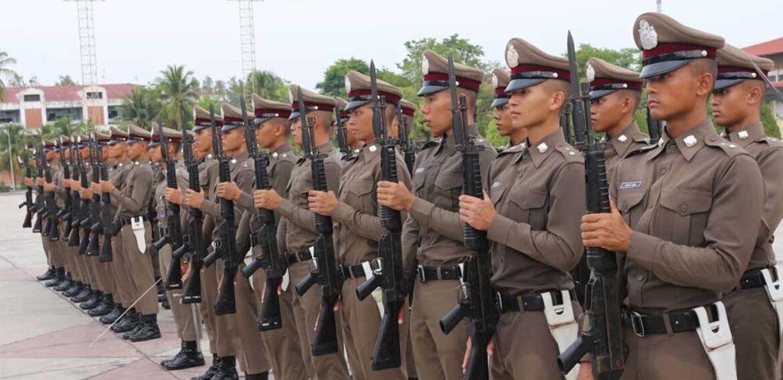 โรงเรียนเตรียมทหารส่วนของสำนักงานตำรวจแห่งชาติ การสอบรอบสอง ปีการศึกษา 2564